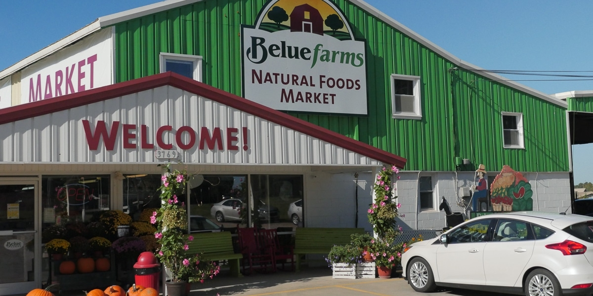 Belue Farms Natural Foods Market Photo