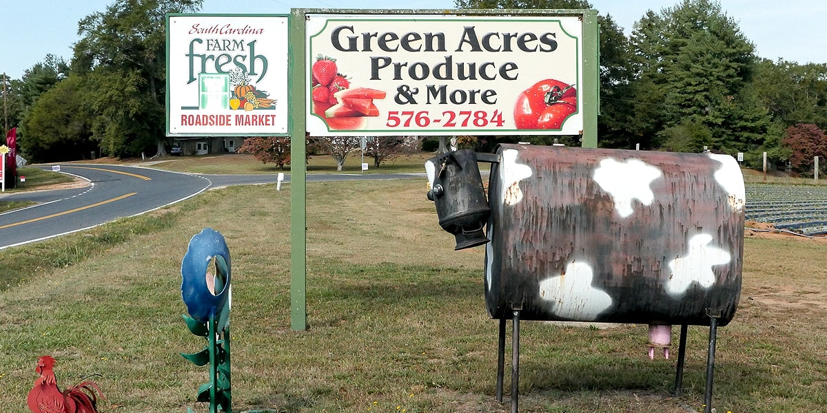 Greyrock Farms / Green Acres Produce Photo