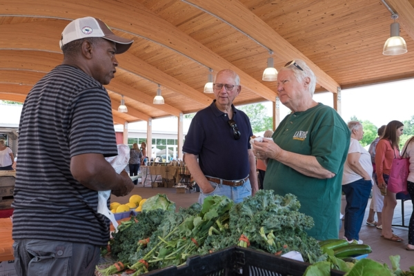 Hub City Farmers' Market Photo